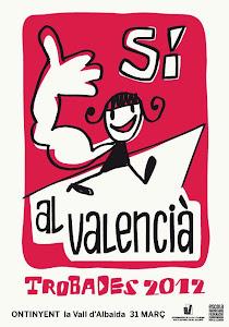 31 de març a Ontinyent, 25 anys de trobades d'escola en Valencià a la Vall d'Albaida.