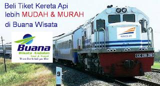 tiket kereta api murah dan promo seluruh indonesia