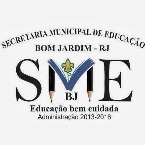 Logotipo oficial da SME-BJ