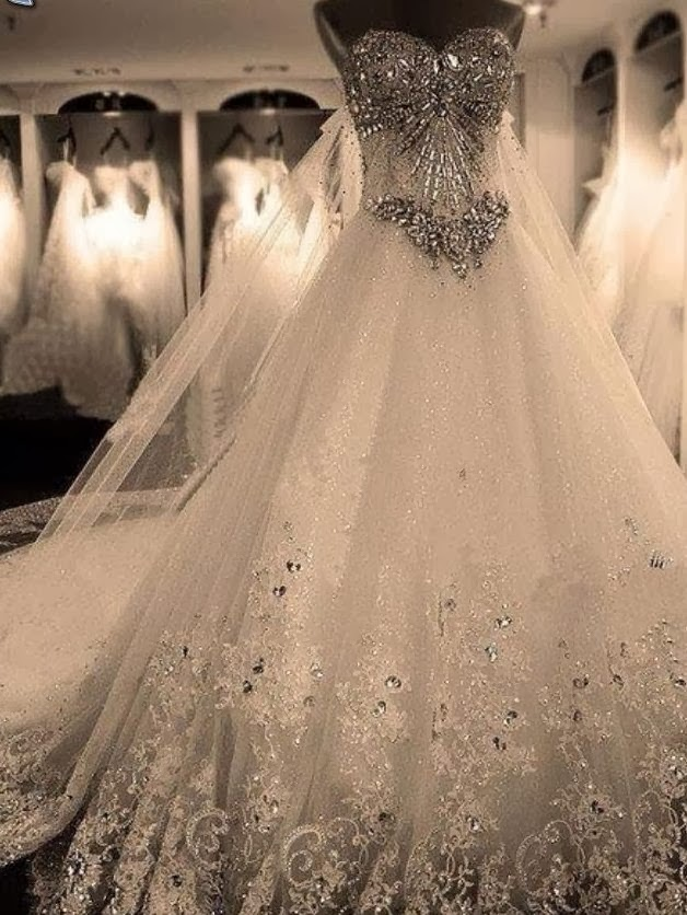 el vestido de boda mas hermoso del mundo – vestidos para bodas