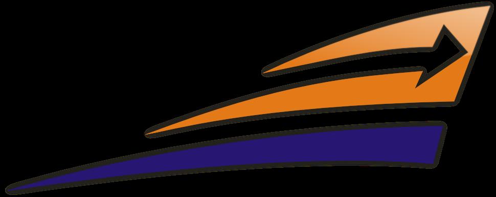 Output Desain Logo Kereta APi