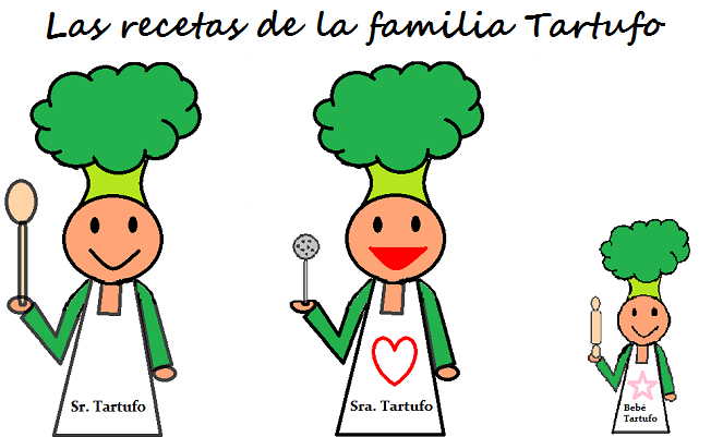 Las recetas de la familia Tartufo