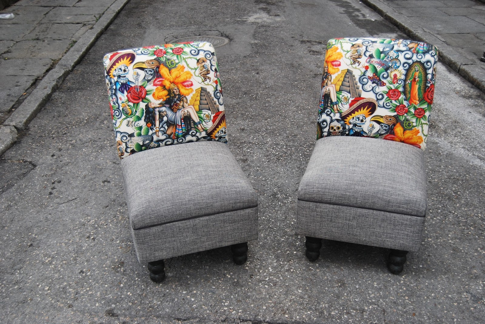 Upholstery la tapicera p gina 4 - Telas tapiceria madrid ...