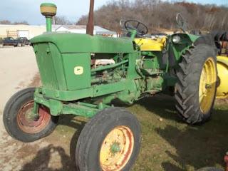 John Deere 2010 tractor parts