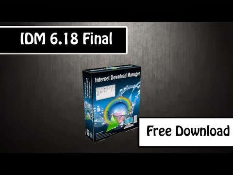 Internet-Download-Manager-IDM-6.18-Final-Latest-Crack-Patch-Serial