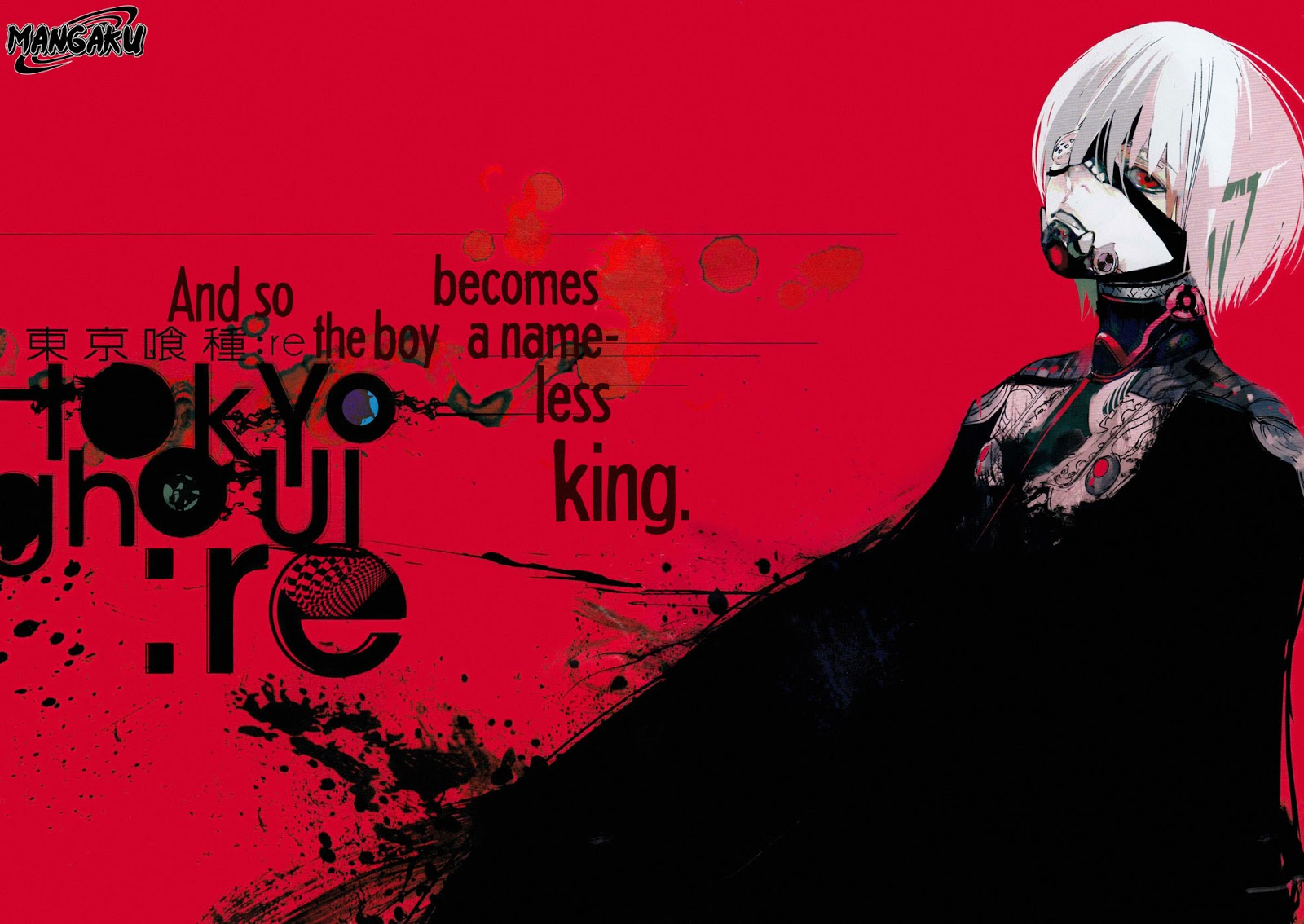 Tokyo Ghoul:re Chapter 100-1