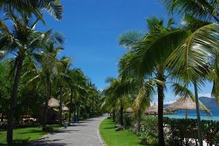 Vinpearl resort beaches of Nha Trang