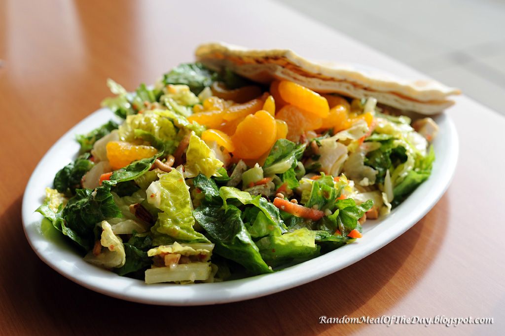 ... Meal Of The Day: Chinese Chicken Salad at California Chicken Cafe