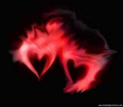 wallpaper de corazones. corazones de amor fotos.
