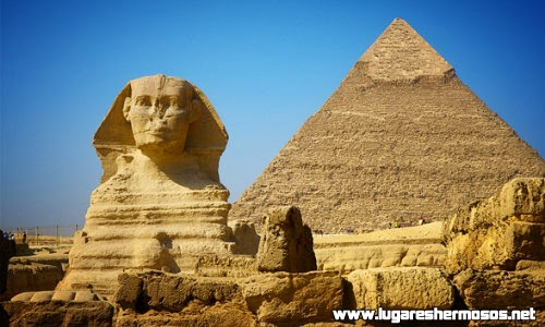 Historia y maravillosas piramides en el Cairo