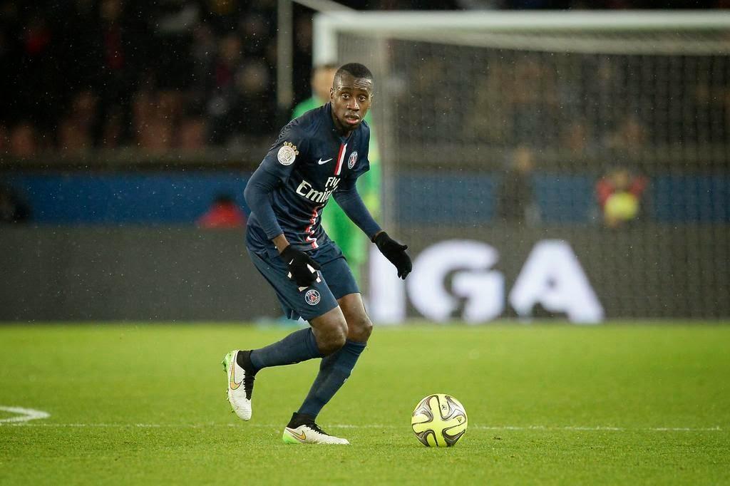 Pemain Paris Saint-Germain mattuidi Menolak Pinangan Klub Inggris