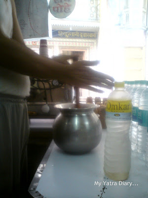 Sweet Milk/Chaas and Lassi shop in Mathura