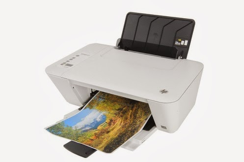 how to know the password for hp deskjet 2540