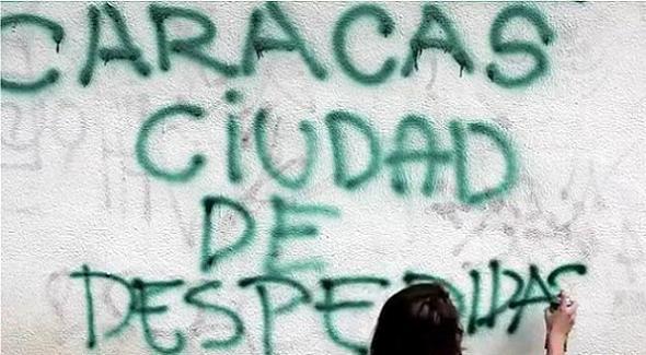 Inseguridad en Latinoamérica