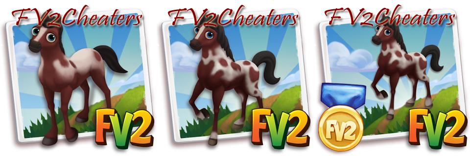 Farmville 2 cheaters farmville 2 cheat code for bred for Farmville horse