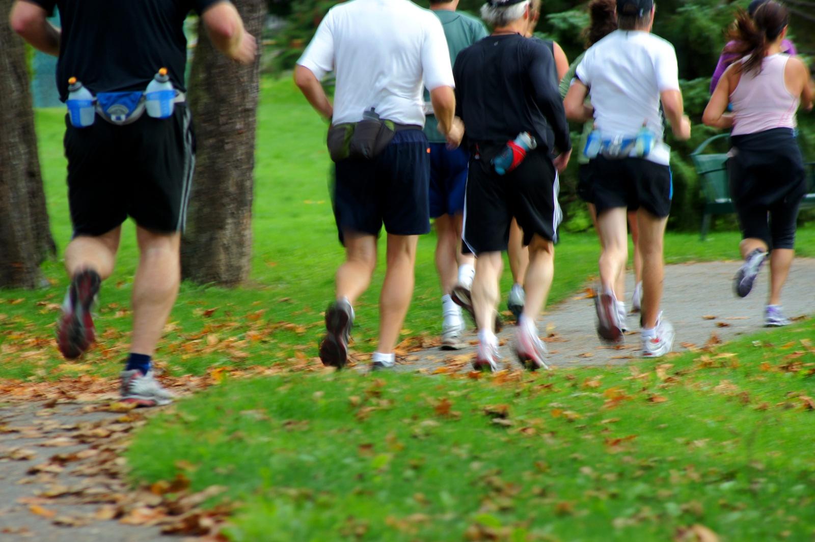 Америка бег голых людей фото 57-768