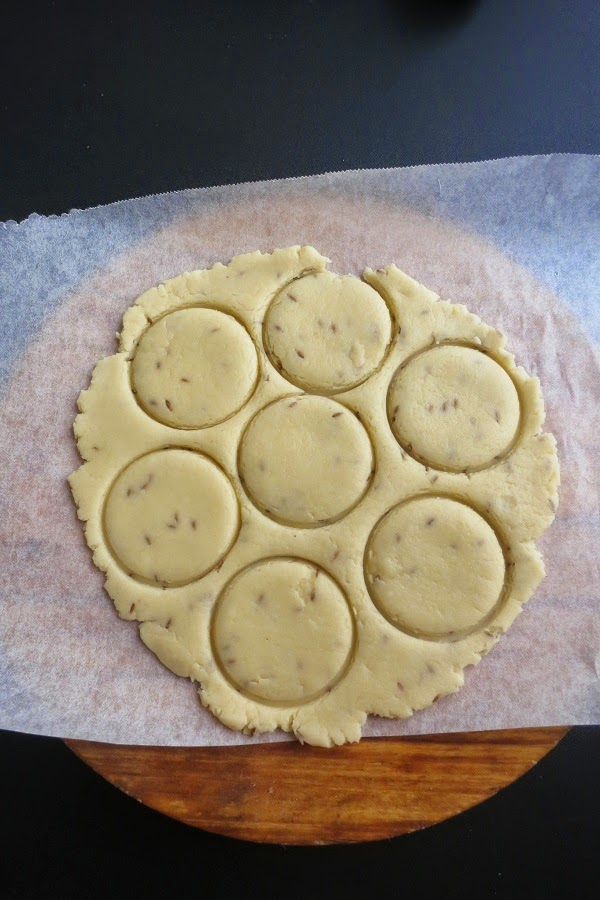 Biscuit recipe for cookie cutting