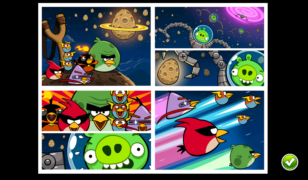 Angry Birds Space Birds Names Angry Birds Space ab Space