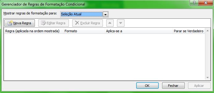 Como fazer a formatação condicional no Excel - Excel Avançado