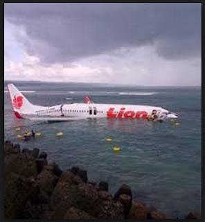 Kecelakaan Pesawat Lion Air