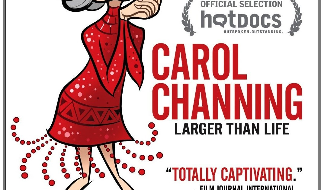 The Randy Report: Carol Channing: Larger Than Life ...