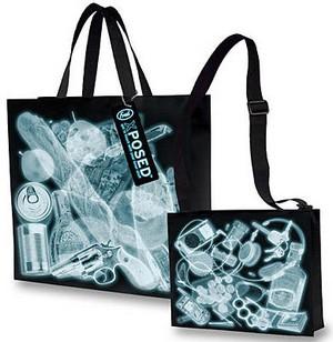 X-RAY Çanta Tasarımı