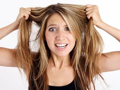 Cara Ampuh Mengatasi Rambut Berminyak
