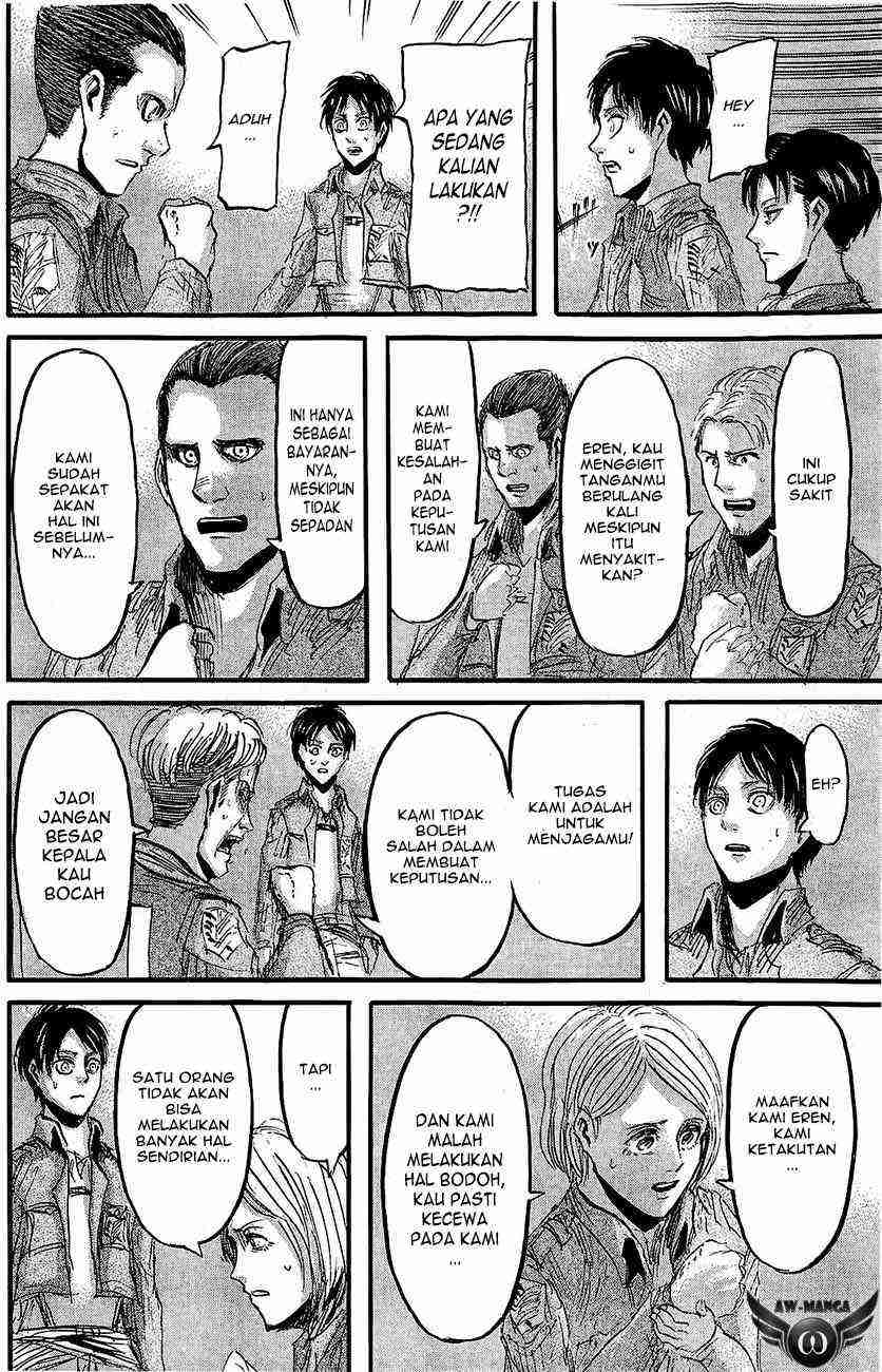 Komik shingeki no kyojin 026 - cara yang bijak 27 Indonesia shingeki no kyojin 026 - cara yang bijak Terbaru 20|Baca Manga Komik Indonesia|Mangacan