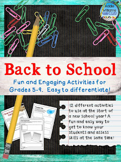 https://www.teacherspayteachers.com/Product/Back-to-School-Beginning-of-the-Year-12-Activities-for-Tweens-and-Teens-731121