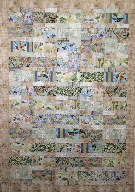 Patty Foret's Birds Quilt