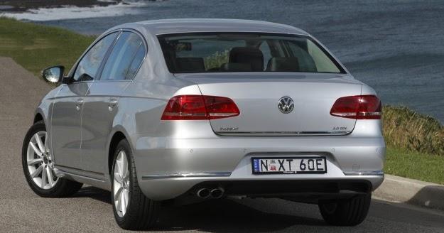 kenyan auto blog volkswagen passat review