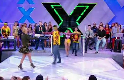 Gang do Eletro no TV Xuxa