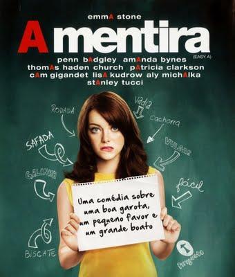 Filme A Mentira Dublado AVI DVDRip