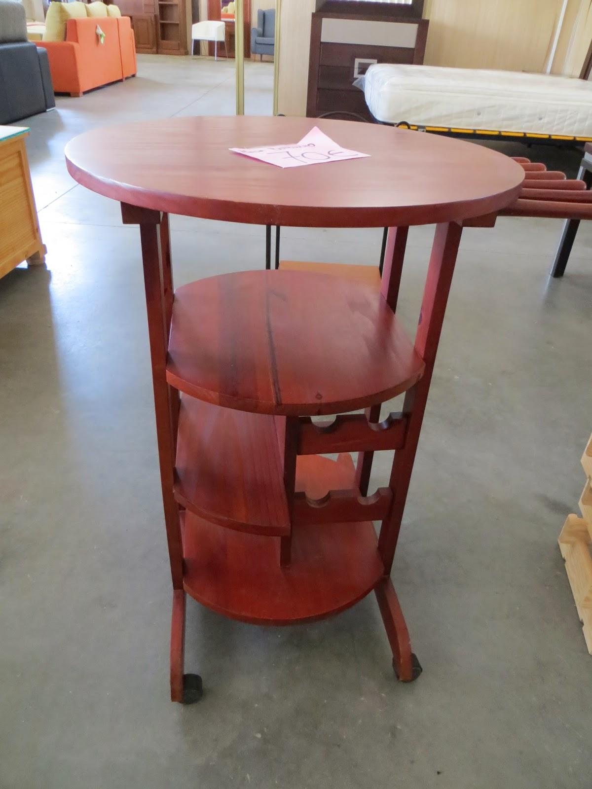 Muebles y art culos de decoraci n a precios chollo mesa for Mesa camarera cocina