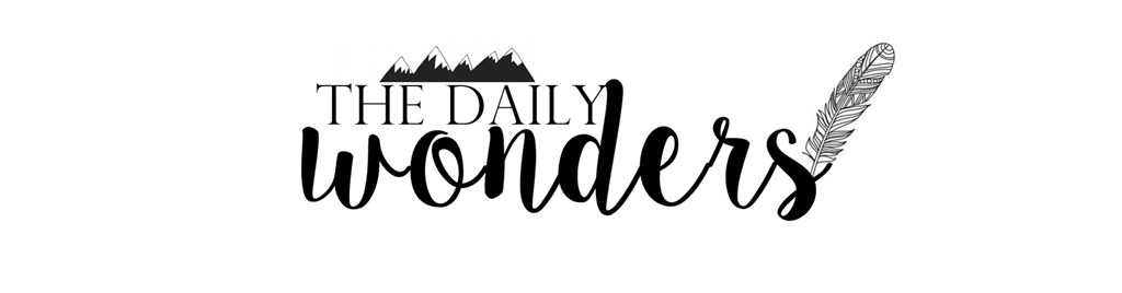 The Daily Wonders - Inspire yourself with travels, photography and healthy lifestyle