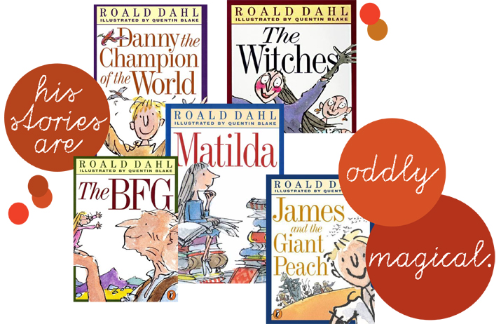 how many books did roald dahl write