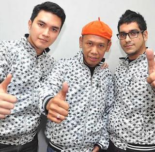 Trio ubur ubur