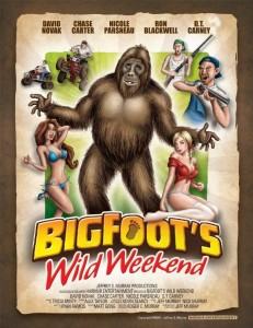 Bigfoot's Wild Weekend (2012) UNRATED 720p WEB-DL 600MB MKV