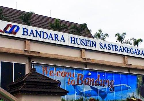 Daftar Hotel Atau Penginapan Murah Dekat Bandara Husein Bandung