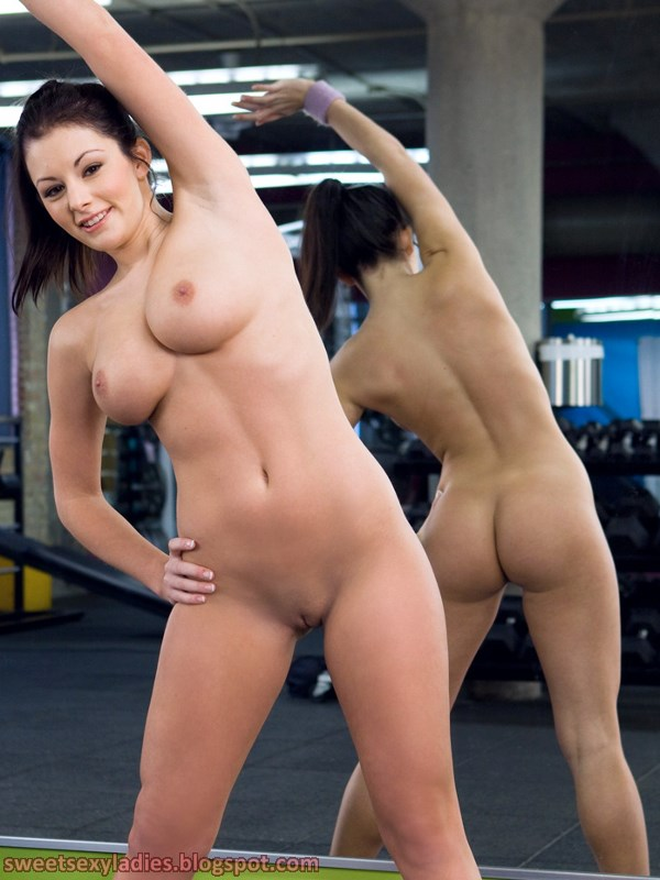 exercise nude