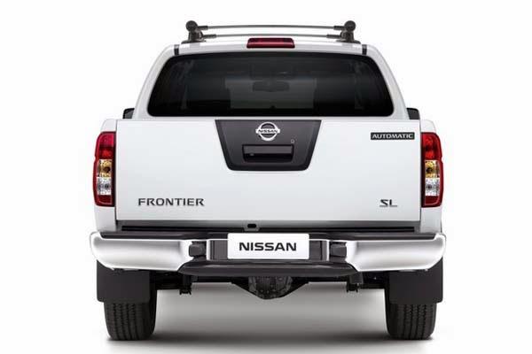 lancamento do carro  Novo Lançamento da Nissan o Frontier 2014