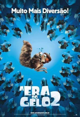 Baixar Filme A Era do Gelo 2 BluRay 720p Dublado – Torrent