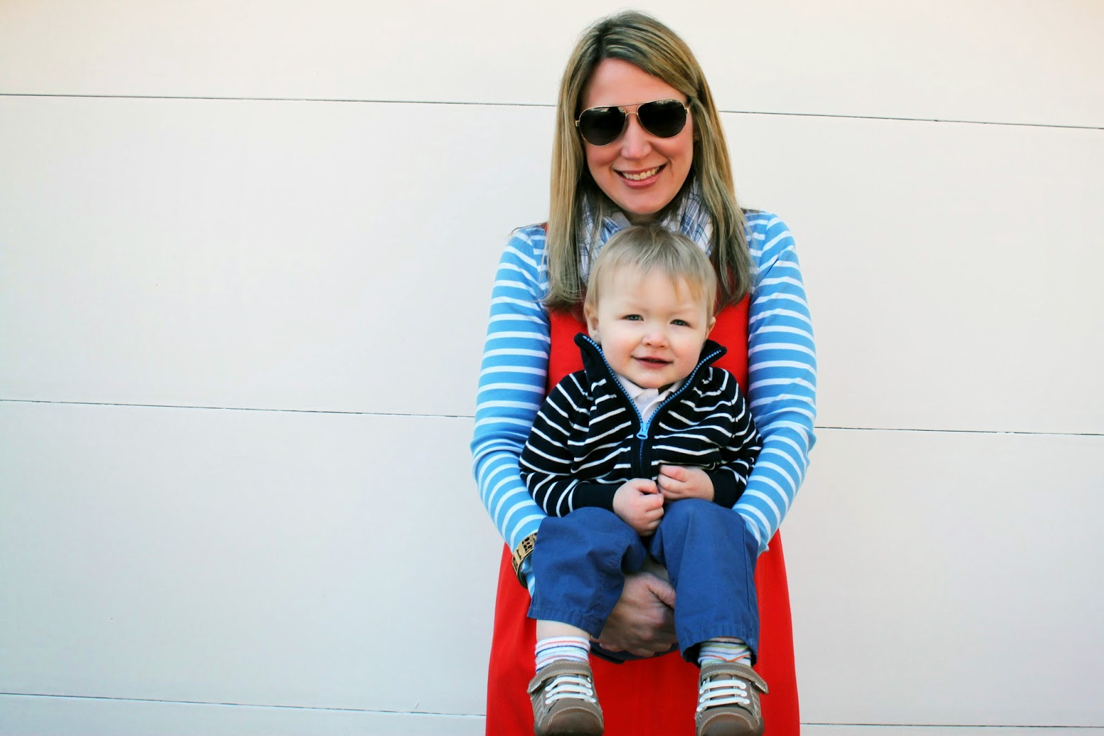 The Salty Hanger :: Bull Rider #JCrew #GAP #BananaRepublic #BabyGap #Pediped