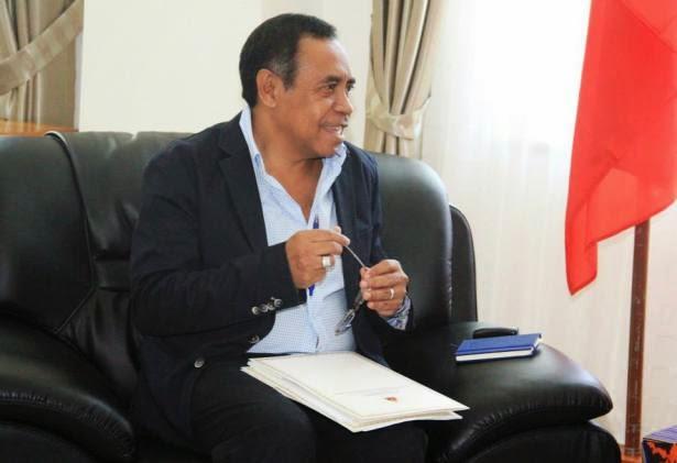 Presidente Republika (PR), Taur Matan Ruak, Kinta (23/10) feira