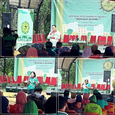 Aksi dan Festival Hijau