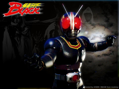 Masked Rider Black - Fully realize Black Sun