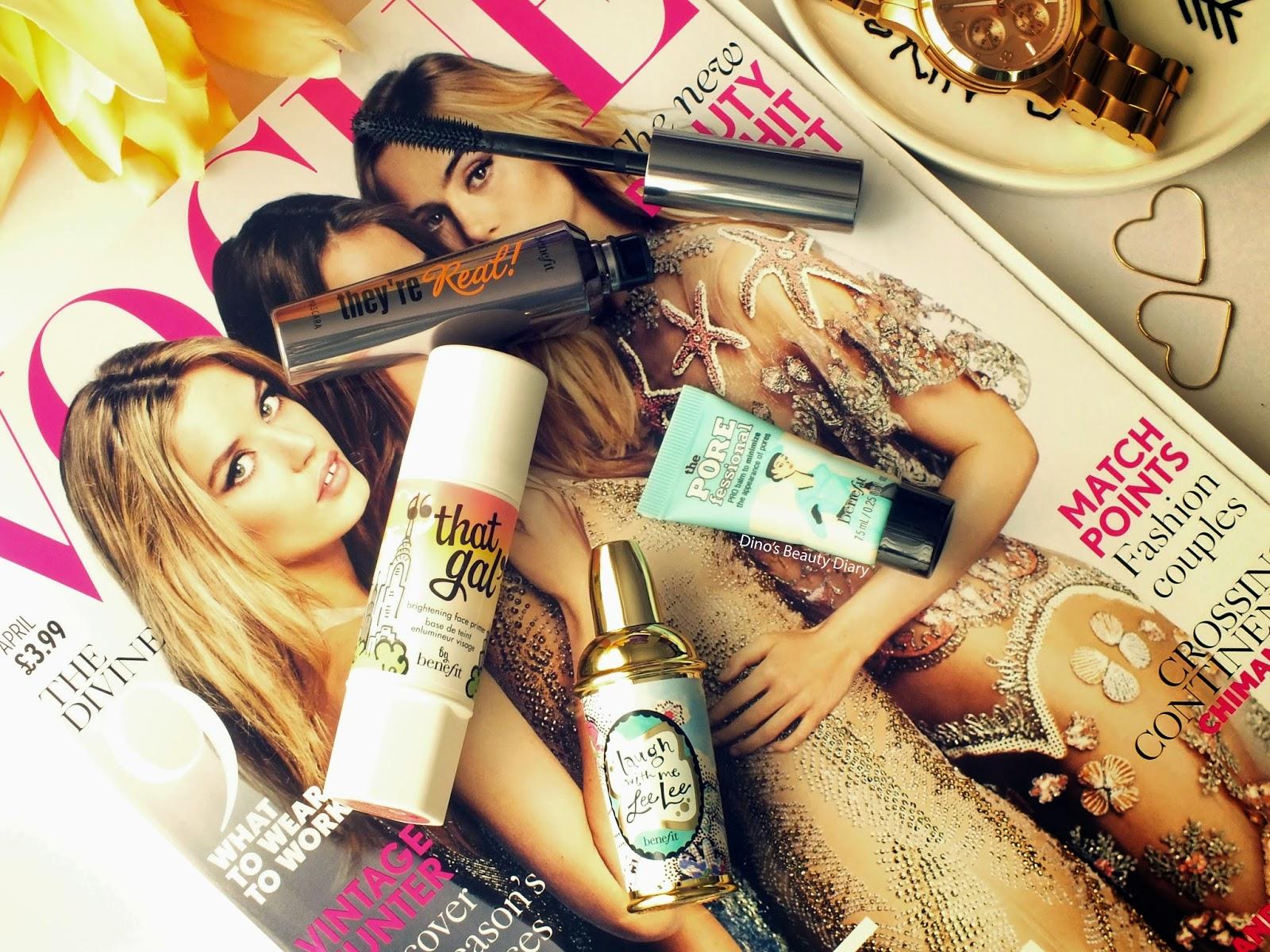 Dino's Beauty Diary - Benefit 'Lee Lee's Beauty Secrets'