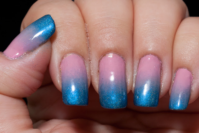 Elevation Polish - Tavan Bogd China Glaze - Pink-ie Promise Mentality - Scalawag