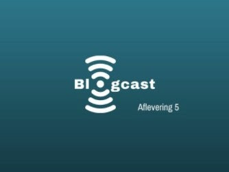 Te gast in Blogcast