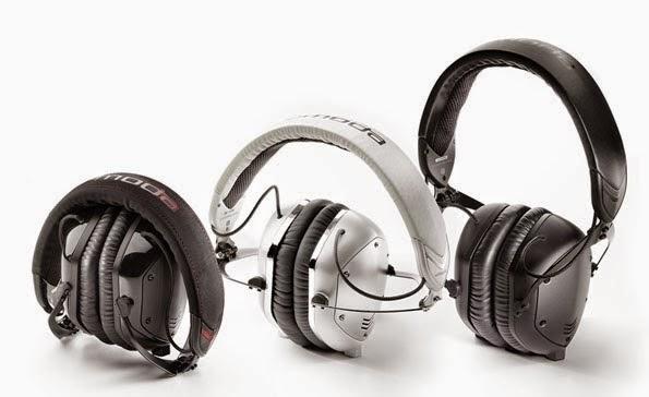 Headphone yang dipake Avicii, V-moda